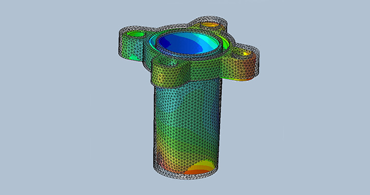 Mapping Tool for Short-Fiber-Reinforced Plastics Parts