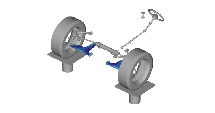 Suspension design