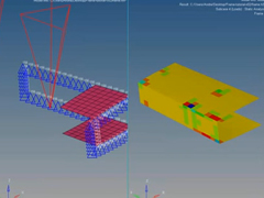ESAComp for Enhancing HyperWorks in Composite Structures Design