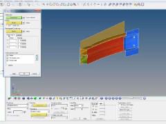 HyperView基本操作動画 #02 モデルの鏡面コピー