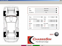 Motorsport to Automotive - Crossing the thought barrier. Using ChassisSim solve your vehicle dynamics problems quickly.