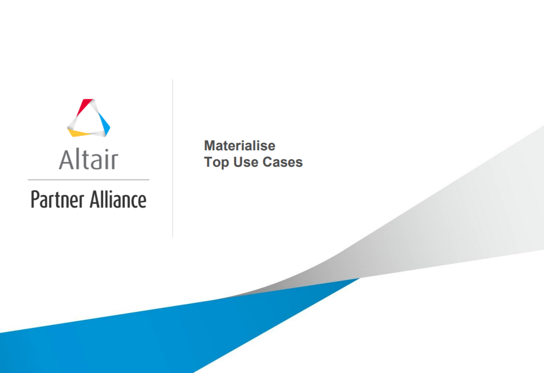 Materialise 3-matic: Top Use Cases