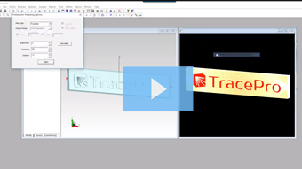 TracePro Showcase Video