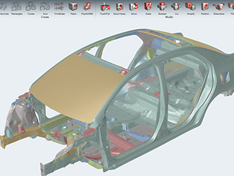 Advanced CAE Model Build & Integration Workshop