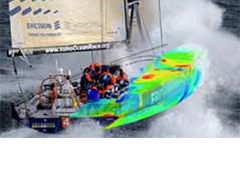 HyperWorks Helps to Develop Race-Winning Yacht for Volvo Ocean Race 2009