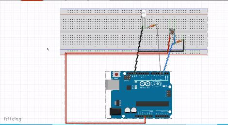 Altair Embed Arduino - Dimming an LED