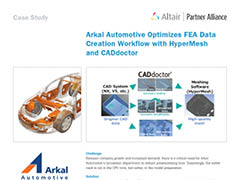 CADdoctor Case Study: Arkal Automotive