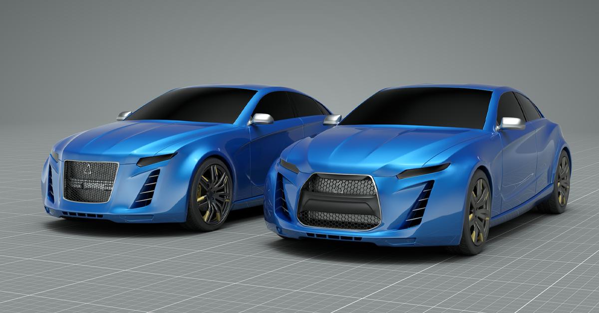 car design resources