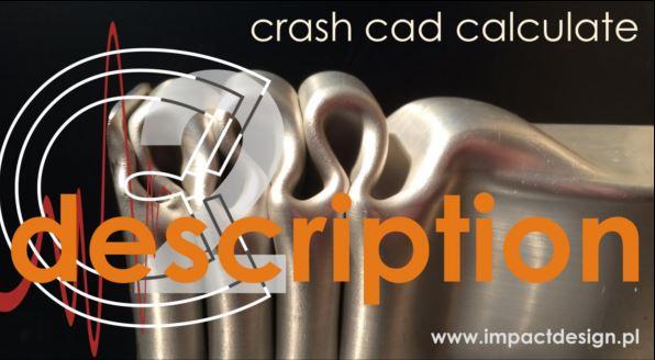 Crash Cad Calculate: Short Product Description