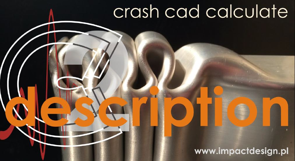 Crash Cad Calculate Release Notes: Version 2.0