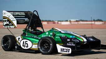 Cal Poly Pomona Uses HyperWorks to Design a Winning Formula SAE Racecar