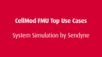 Top Use Cases CellMod FMU