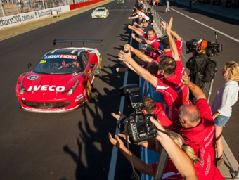 Vehicle Dynamics Simulation in Action – Maranello Motorsport Victory in the Bathurst 12 hour