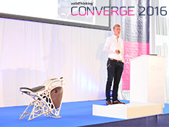 "Converge 2016: Daniel Schneider ""Designing APWorks' Light Rider – How the First 3D-Printed Motorcycle Came to Life"""