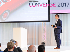 "Converge 2017: Master Class ""How to Design for Additive Manufacturing"""