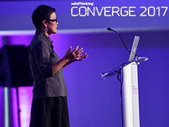 "Converge 2017: Doris Sung ""Taming Smart Materials to Behave"""