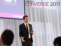 "Converge 2017: Filippo Nassetti ""Design Research Experiences at ZH CoDe"""
