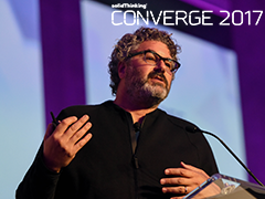 "Converge 2017: Greg Lynn ""High Performance, Dynamism and Autonomy for Humans"""