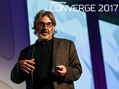 "Converge 2017: Jason Lopes ""Additive Manufacturing Design"""