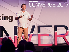 "Converge 2017: Tim Morton ""Build a Rocket"""