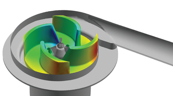 Cooper Standard Speeds Development of Next-Generation Pumps with Altair's AcuSolve CFD Solver