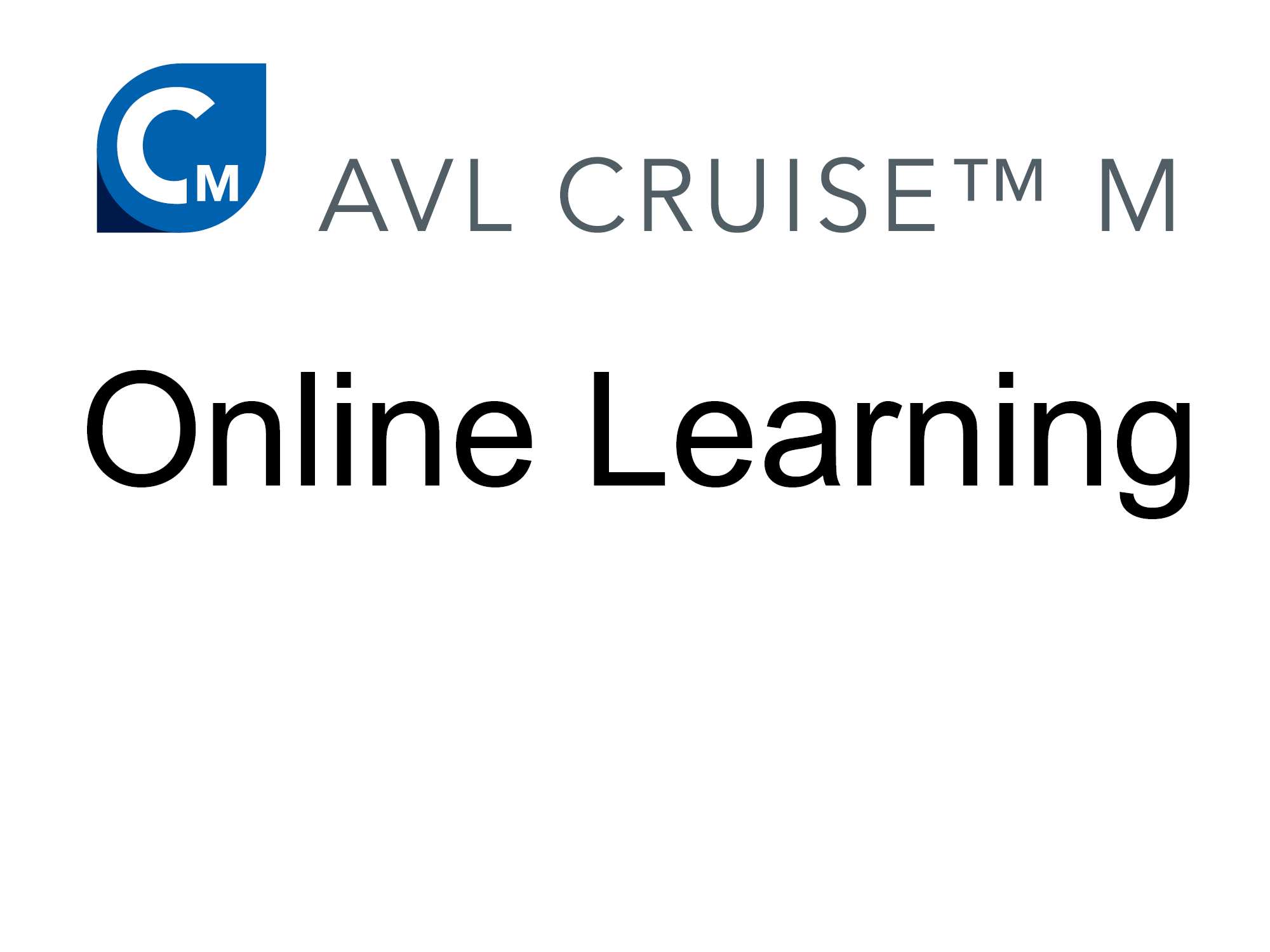 AVL CRUISE™ M  Tutorial Videos