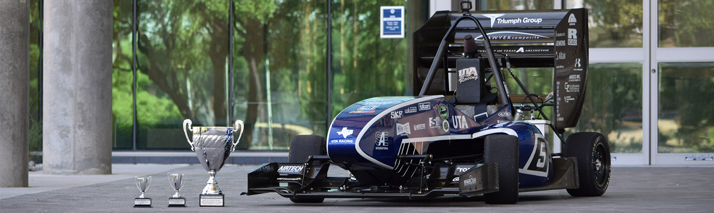 Drivers...Start Your Simulation? University of Texas – Arlington uses Altair SimLab™ and Altair Optistruct™ to design an  adjustable pedal box for their Formula SAE racecar