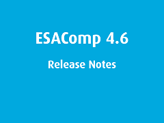 ESAComp 4.6 Release Notes