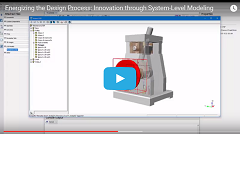 Webinar Recording: Energizing the Design Process - Innovation through System-Level Modeling