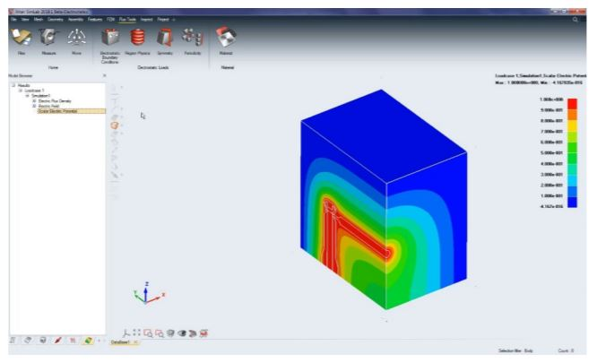 Electromagnetic, Electric, and Thermal Analysis   Altair Flux