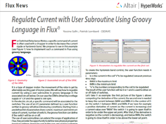Regulate Current with User Subroutine Using Groovy Language in Flux®