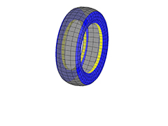 CDTire: State-of-the-Art Tire Models For Full Vehicle Simulation