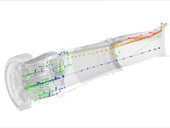 Accelerate Thermo Fluid Systems Design using GE's Flow Simulator