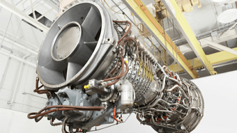 GE's Flow Simulator Increases Lifespan of BHGE's Gas Turbine
