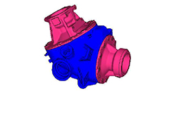 Engineering Trade-off between Performance Enhancement and Weight Reduction For Gear Housing Using Mathematical Optimization