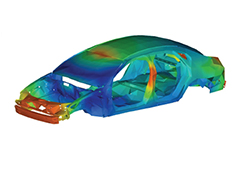 An Innovative Solution for True Full Vehicle NVH Simulation