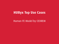 Top Use Cases: HUByx