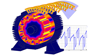 Electric Motors Design with Altair Flux