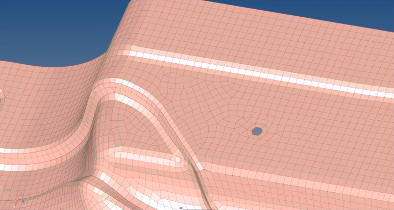What's New in HyperMesh 2019 - Meshing and Geometry