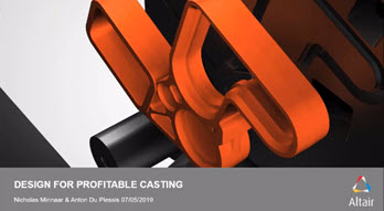 Webinar: Designing for Profitable Casting (South African Case Study)
