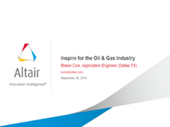 Inspire for the Oil & Gas Industry