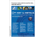 KEY To METALS Premium Edition Flyer