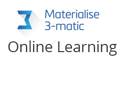 Materialise 3-matic Online Learning