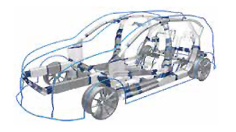 Mubea Relies on HyperWorks Unlimited for Automotive Component Design and Production