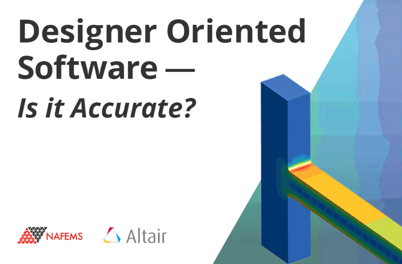 Designer Oriented Software - Is it Accurate?