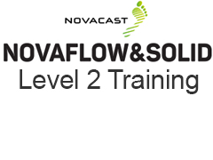 Level 2 - Improve your casting design using NovaFlow&Solid