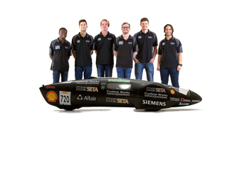Nelson Mandela University: Designing a Winning Eco-Car