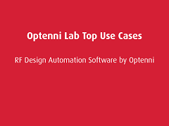Top Use Cases: Optenni Lab