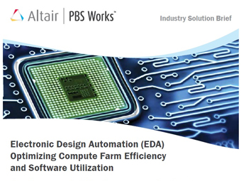 Electronic Design Automation (EDA) Optimizing Compute Farm Efficiency and Software Utilization