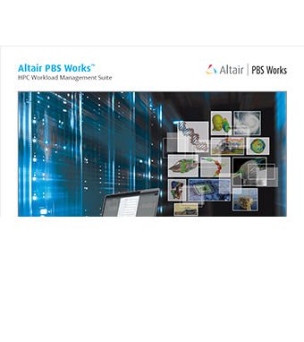 Altair PBS Works: HPC Workload Management Suite